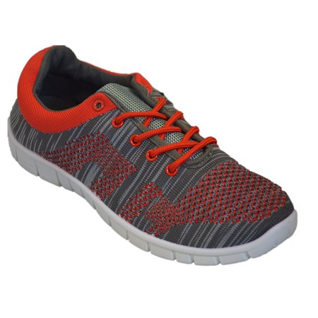 shop pretty girl  womens sneakers athletic knit mesh