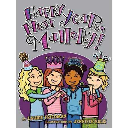 - Happy New Year, Mallory!