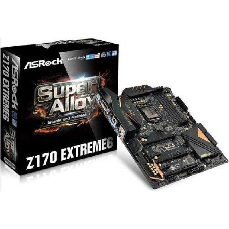 ASRock Z170 EXTREME6 LGA1151/ Intel Z170/ DDR4/ Quad Cros...