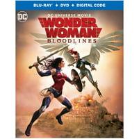 Wonder Woman: Bloodlines (Blu-ray + DVD)