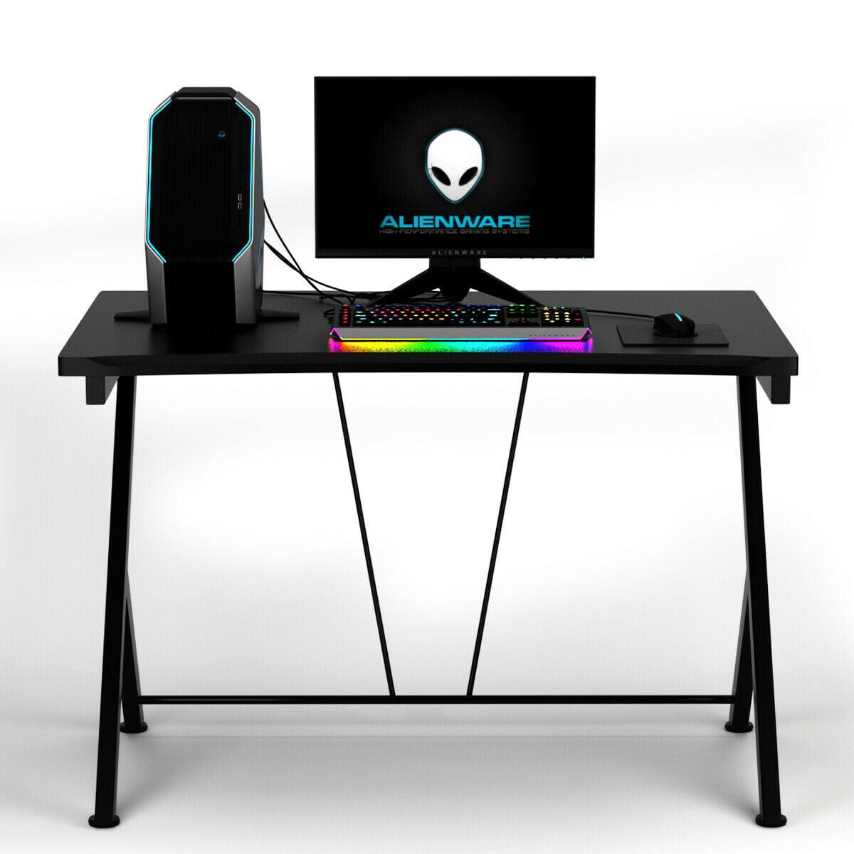 Costway Gaming Desk Walmart Com Walmart Com
