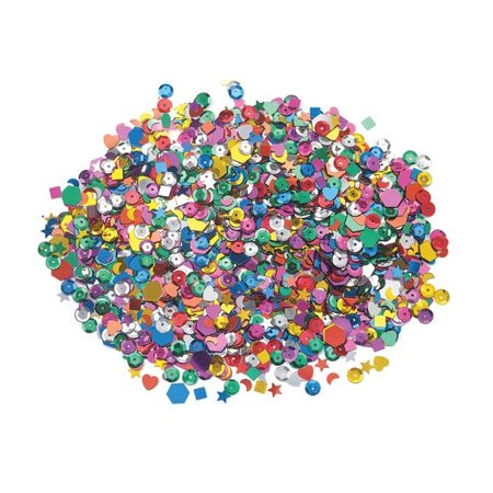 Colorations Glitter Confetti - 8 oz. (Item # GCON)