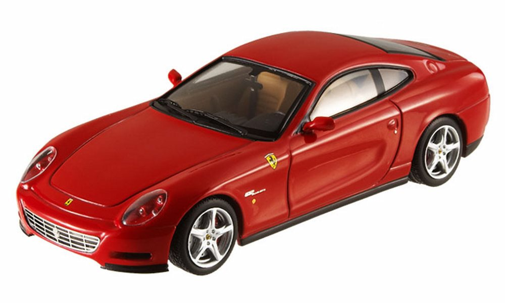 Ferrari 612 Scaglietti Red V8375 1//43 Hot Wheels Elite