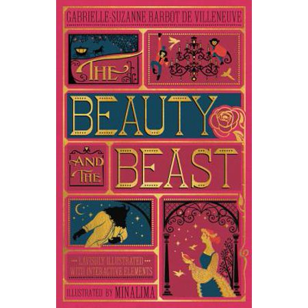 The Beauty and the Beast (Illustrated with Interactive Elements)](Beauty And The Beast Invitations)