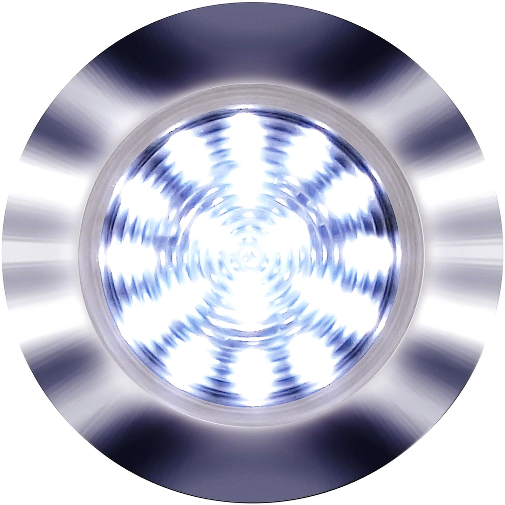 SeaSense Recessed Mount 18 LED Accent Light, White
