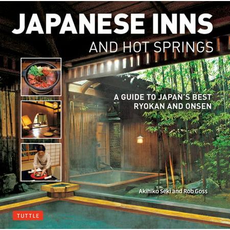 Japanese Inns and Hot Springs - - Spring 8 Japan