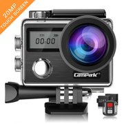 Action Camera Campark X20 4K 20MP Touch Screen Waterproof Video Cam Sony Sensor - Best Reviews Guide