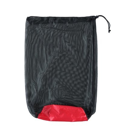 Outdoor Sports Durable Mesh Drawstring Sports Equipment Bag Large Sizes OutdoorSports Durable Mesh Drawstring Sports Equipment Bag Large SizesDescription:Durable mesh bag that can be used to carry sports equipment, balls, and dirty orwet clothing.Made of Polyester mesh cloth.Drawstring cord, lock .Durable and odor resistant.Great for storage.Sewn-in drawstring.Handy all-purpose bag.Size:7128cm/27.9511.02inchWeight:50gInclude:1Mesh Drawstring Bag