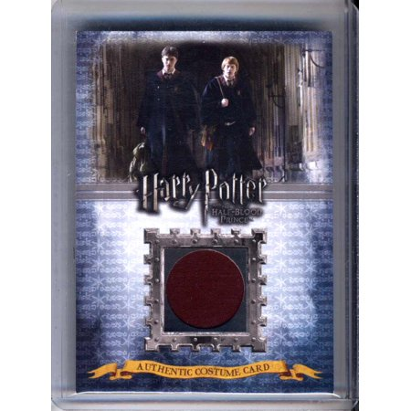 Harry Potter and the Half-Blood Prince Gryffindor Students Authentic Costume Card [425/430] (Prince And The Revolution Halloween Costume)