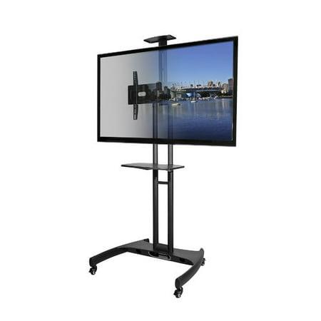 Kanto MTM65 Plus Mobile TV Mount, Black