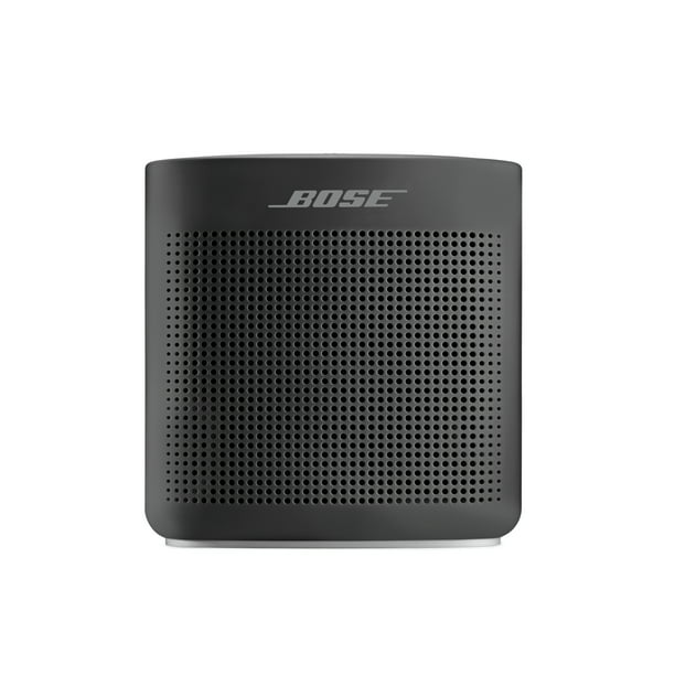 Bose Soundlink Color Portable Bluetooth Speaker Ii Black Walmart Com Walmart Com