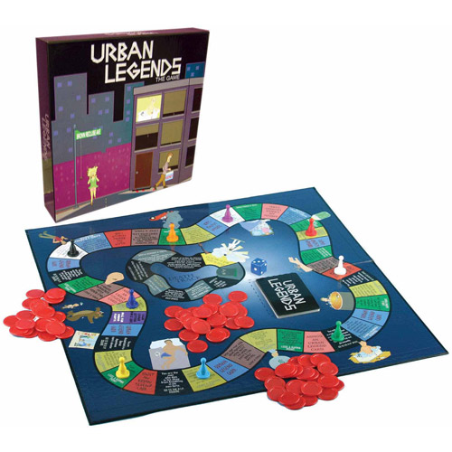 Urban Legends Game