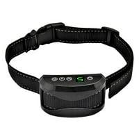 Auto Anti Bark Dog Collar, Remote -Free Barking Control Warning Beep Tone,Vibration, and Static Shock for Small,Medium,Large Dog