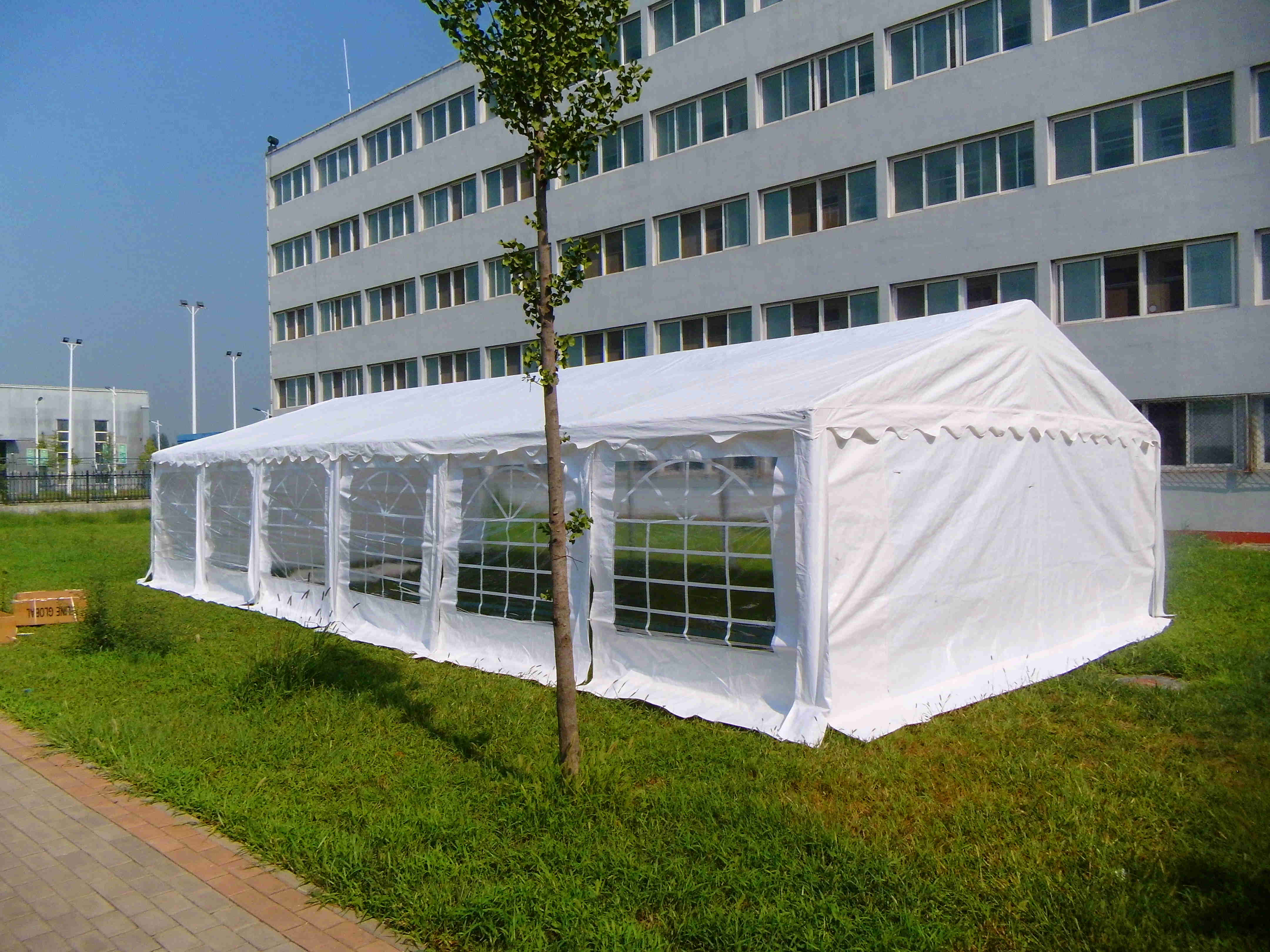 40 x 20 Ft Heavy Duty Commercial Party Canopy Car Shelter Wedding C&ing Tent - Walmart.com & 40 x 20 Ft Heavy Duty Commercial Party Canopy Car Shelter Wedding ...