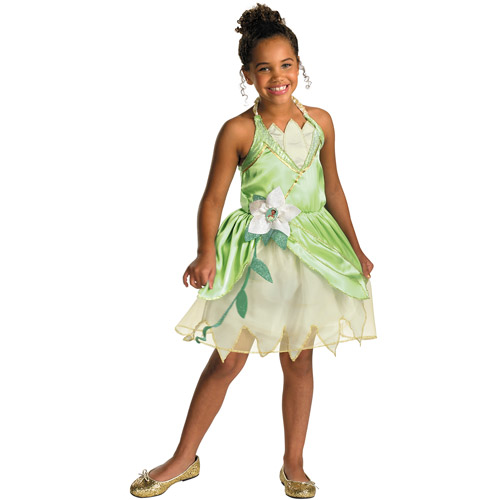 Disney Princess Tiana Child Halloween Costume