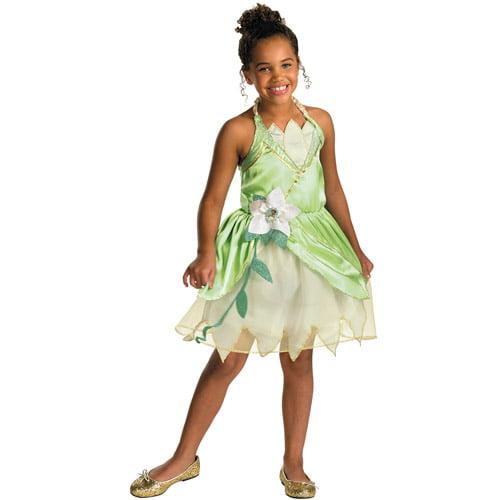 Disney Princess Tiana Child Halloween Costume