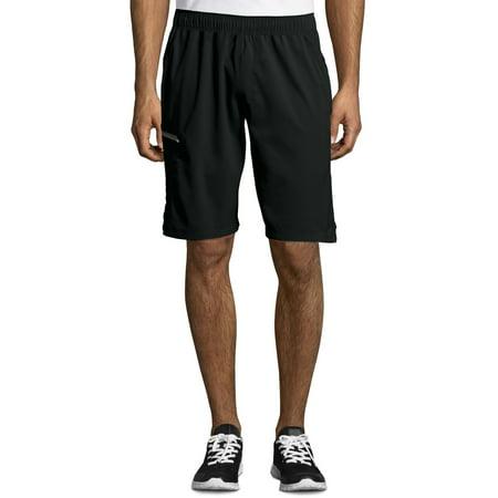 Hanes Sport Men's and Big Men's Hybrid Pocket Shorts, Up to Size 2XL