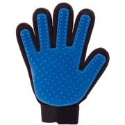 [REDshield] Pet Grooming Glove, Gentle Deshedding Brush Glove, Efficient Pet Hair Remover Massage Tool Mitt - Perfect for Dogs & Cats!