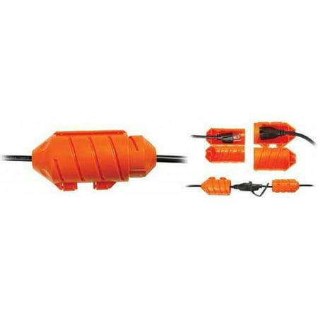 Cord Connect Water-Tight Cord Lock - Orange - 1 Piece
