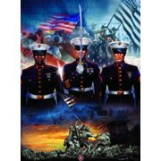 The Few and the Proud a 1000-Piece Jigsaw Puzzle by Sunsout Inc.