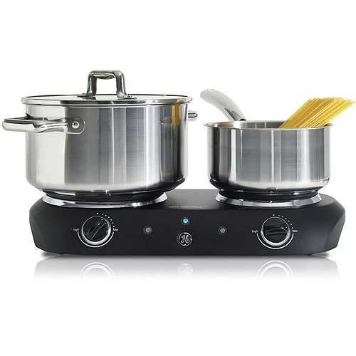 GE Dual Burner Hot Plate