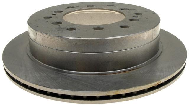 Rotors w//Metallic Pad OE Brakes 2004-2007 Sequoia GX470 4Runner Rear