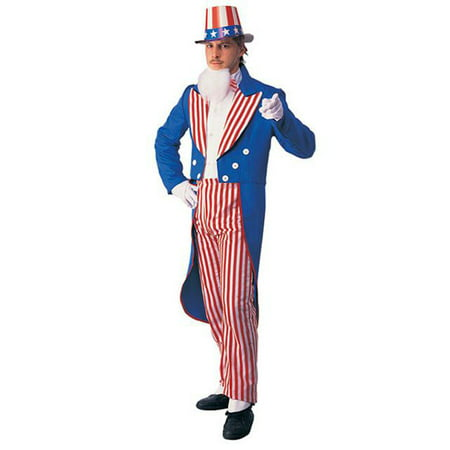Adult Uncle Sam Costume - Uncle Sam Halloween Costumes