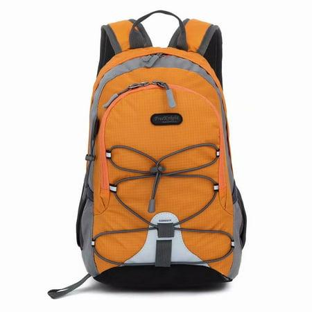 Free Knight FK0611 Waterproof Nylon Mini Sports Backpack for Kids Orange](Knights For Children)