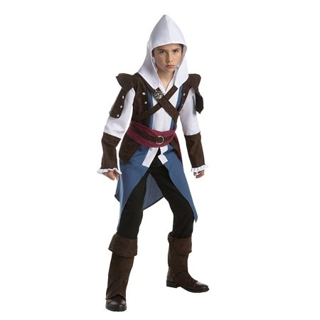 Assassin's Creed Edward - Teen (Edward Elric Halloween)