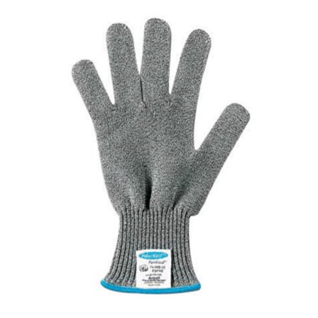 Ansell Small Gray And White Polar Bear PawGard Medium Duty Cut Resistant Gloves With Extended Tuff-Cuff And DSM Dyneema Lined