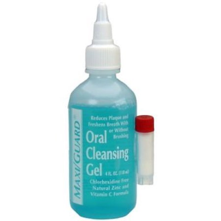 Pet Oral Gel - Maxi/Guard Pet Oral Cleansing Gel 4oz