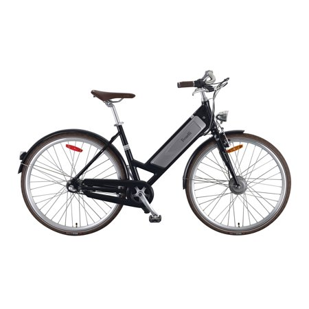 Benelli Classica 28 in. Vintage Style E-Bike Cruiser with Pedal Assist