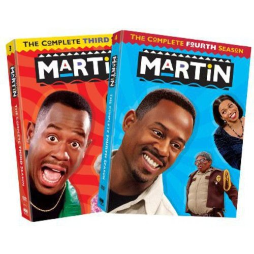 Martin: Seasons 3 And  4 (Full Frame)