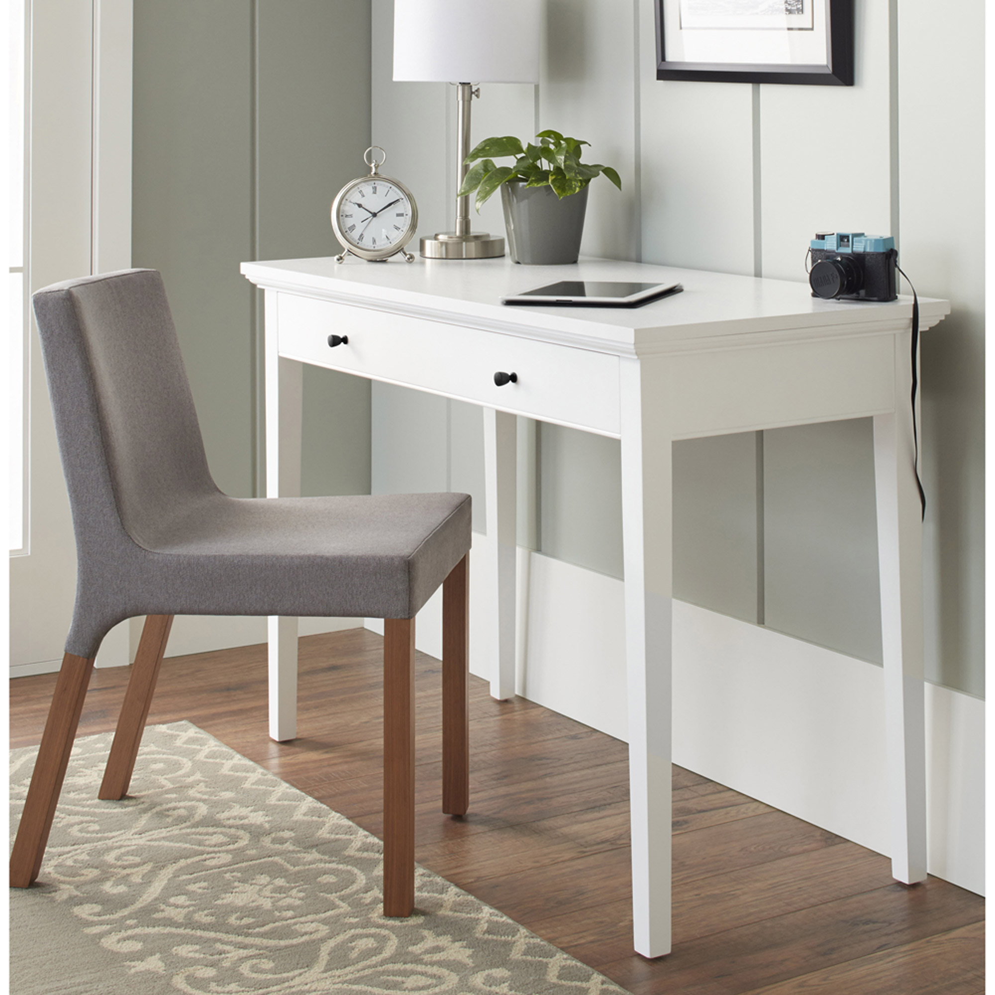 10 Spring Street Burlington Collection Desk, Multiple Colors