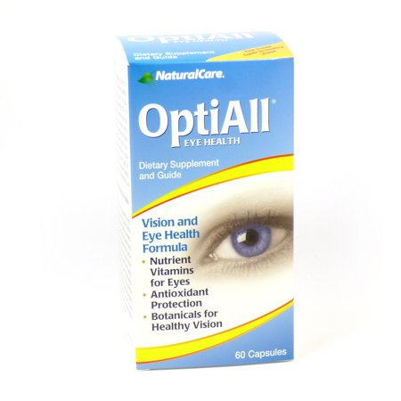Natural Care OptiAll, 60 Ct