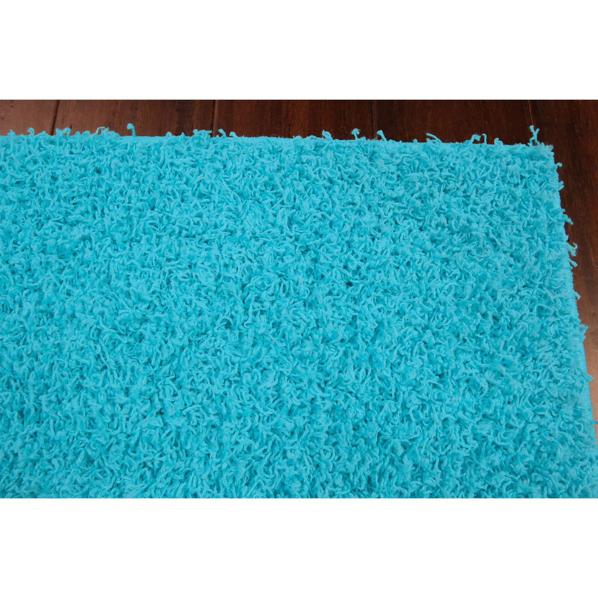 Your Zone Solid Shag Rug Available In Multiple Sizes And Colors Image 2 Of 3
