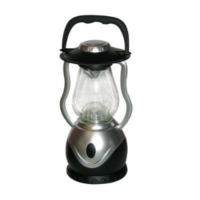 - Viatek XXL Dynamo Hybrid 12 LED Lantern