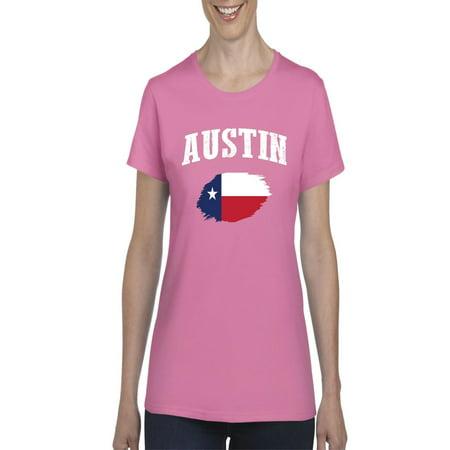 Austin Powers Women (Austin Texas Women's Short Sleeve)
