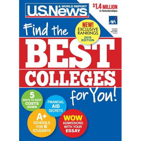 Best Colleges 2018 : Find the Best Colleges for