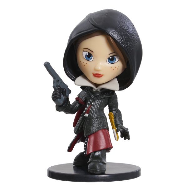 Ubisoft Assassin S Creed Stylized Collectible Figure Evie Walmart Com Walmart Com