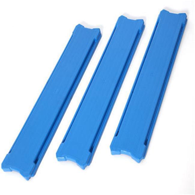 American Educational G-2222 Build N Balance Planks - Blue Set of 3