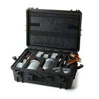 Itw Devilbiss 704239 Tekna 3 Piece Spray Gun Kit