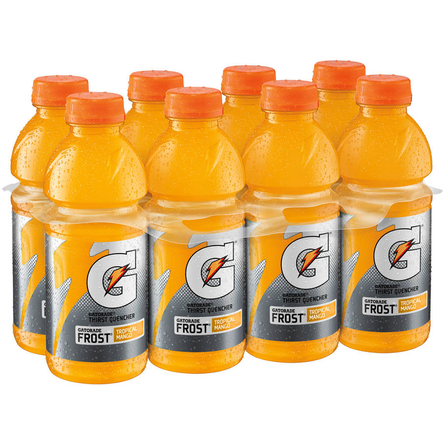Gatorade G Series Perform A.M. Tropical Mango Sports Drink, 20 oz