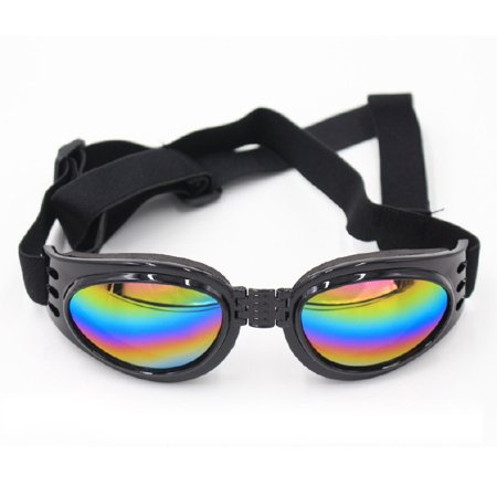 Pet Vision Eye Drops - Dog Sunglasses, Pet Glasses Dog Sunglasses Dog Glasses Golden Retriever Samoyed Sunglasses Goggles Big Dog Eye Wear Protection