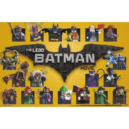 lego batman 3 character grid - photo #16