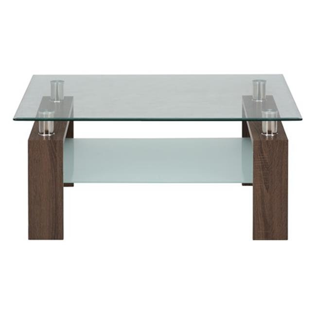 Jofran 198-2B Compass Cocktail Table, Square Base Only by Jofran