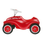 Big Bobby Car Riding Push Toy - Red