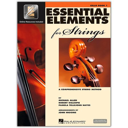 Essential Elements 2000 For Strings - Essential Elements 2000 for Strings Volume 1 Cello
