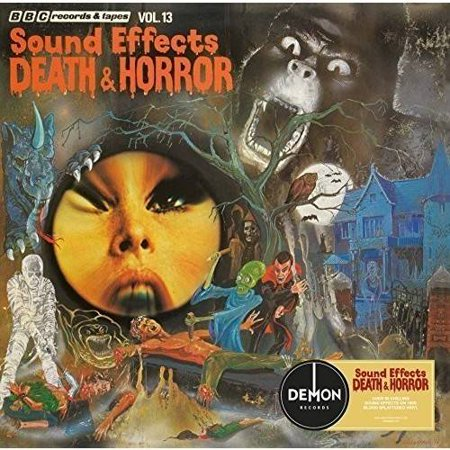 Sound Effects Halloween Sounds Of Horror (Sound Effects Death & Horror)