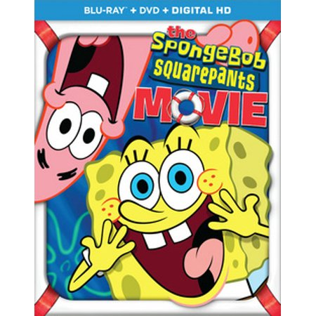 The SpongeBob Squarepants Movie (Blu-ray) - Sandy The Squirrel Spongebob